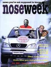 Noseweek Cover 34