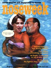 Noseweek Cover 35