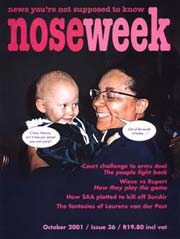 Noseweek Cover 36