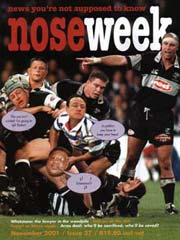 Noseweek Cover 37