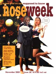 Noseweek Cover 38