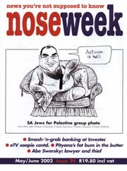 Noseweek Cover 39