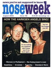 Noseweek Cover 40