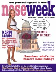 Noseweek Cover 41
