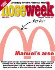 Noseweek Cover 44