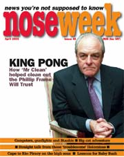 Noseweek Cover 45