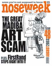 Noseweek Cover 48