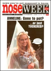 Noseweek Cover 5