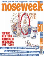Noseweek Cover 50