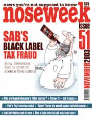 Noseweek Cover 51