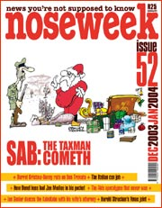 Noseweek Cover 52