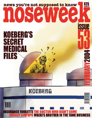 Noseweek Cover 53