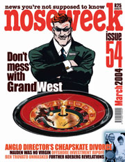 Noseweek Cover 54