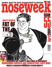 Noseweek Cover 55