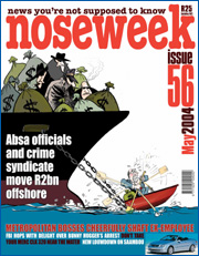 Noseweek Cover 56