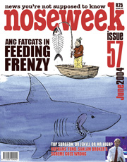 Noseweek Cover 57