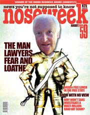 Noseweek Cover 59