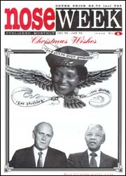 Noseweek Cover 6