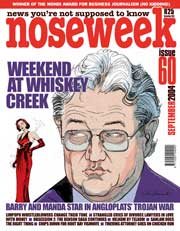 Noseweek Cover 60