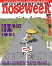 Noseweek Cover 61