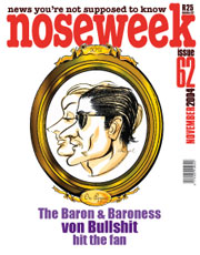 Noseweek Cover 62