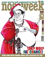 Noseweek Cover 63