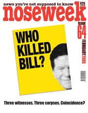 Noseweek Cover 64