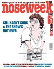 Noseweek Cover 65