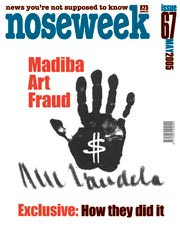 Noseweek Cover 67