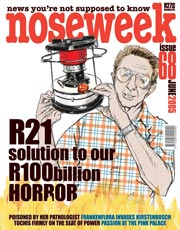 Noseweek Cover 68