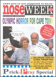 Noseweek Cover 7