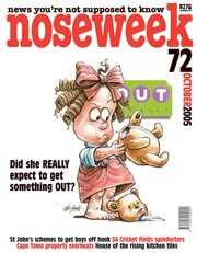 Noseweek Cover 72