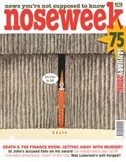 Noseweek Cover 75