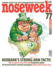Noseweek Cover 77