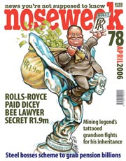 Noseweek Cover 78