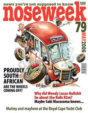 Noseweek Cover 79