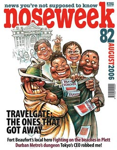 Noseweek Cover 82