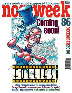 Noseweek Cover 86