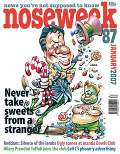 Noseweek Cover 87