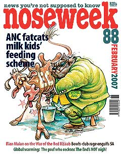 Noseweek Cover 88