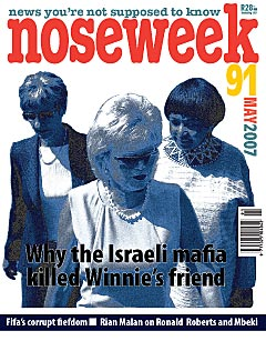 Noseweek Cover 91
