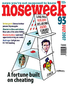Noseweek Cover 93