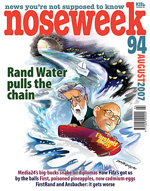 Noseweek Cover 94