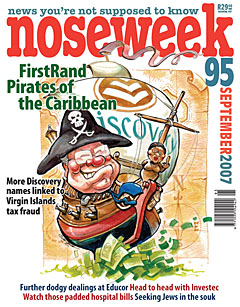 Noseweek Cover 95