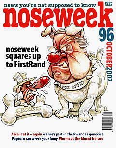 Noseweek Cover 96