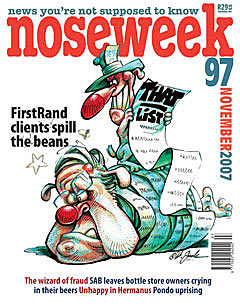 Noseweek Cover 97