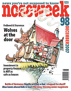 Noseweek Cover 98