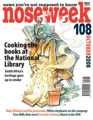 Noseweek Cover 108