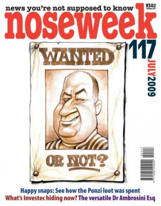 Noseweek Cover 117