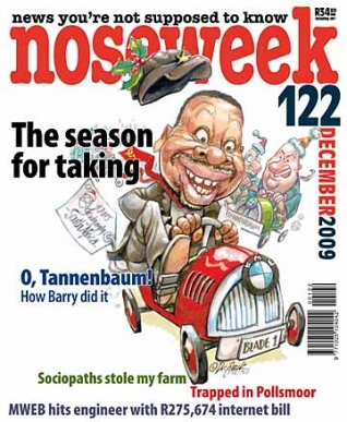 Noseweek Cover 122